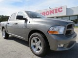 2012 Mineral Gray Metallic Dodge Ram 1500 Express Crew Cab #72902625