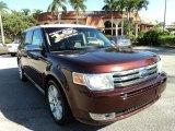 2010 Cinnamon Metallic Ford Flex Limited #72902537