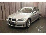 2009 Titanium Silver Metallic BMW 3 Series 328xi Sedan #7278939