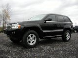2006 Black Jeep Grand Cherokee Limited 4x4 #72902963