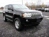 2006 Jeep Grand Cherokee Black