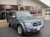 2010 Steel Blue Metallic Ford Escape Limited V6 4WD #72902883
