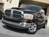 2006 Black Dodge Ram 1500 Laramie Quad Cab #72902617