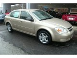 2007 Sandstone Metallic Chevrolet Cobalt LS Sedan #72902468