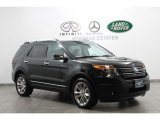 2011 Tuxedo Black Metallic Ford Explorer Limited 4WD #72902946