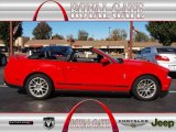 2012 Race Red Ford Mustang V6 Premium Convertible #72945924