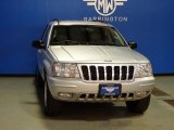 2002 Bright Silver Metallic Jeep Grand Cherokee Limited 4x4 #72945404