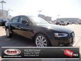 2013 Brilliant Black Audi A4 2.0T Sedan #72945644