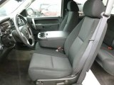 2010 Chevrolet Silverado 1500 LT Extended Cab Front Seat