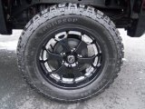 2013 Chevrolet Silverado 1500 Work Truck Regular Cab 4x4 Custom Wheels