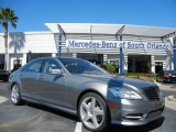 2013 Palladium Silver Metallic Mercedes-Benz S 550 Sedan #72945456