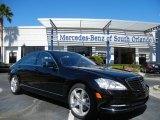 2013 Black Mercedes-Benz S 550 Sedan #72945455