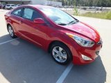 2013 Volcanic Red Hyundai Elantra Coupe GS #72945967