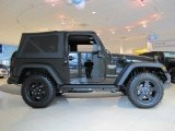 2012 Jeep Wrangler Call of Duty: MW3 Edition 4x4 Exterior