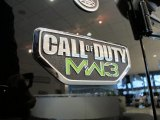 2012 Jeep Wrangler Call of Duty: MW3 Edition 4x4 Marks and Logos