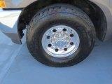 2003 Ford F250 Super Duty XLT Crew Cab Wheel