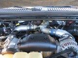 2003 Ford F250 Super Duty XLT Crew Cab 7.3 Liter OHV 16 Valve Power Stroke Turbo Diesel V8 Engine