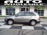 2012 Titanium Silver Kia Sorento LX #72945685