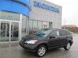 2011 Crystal Black Pearl Honda CR-V EX-L 4WD #72945498