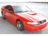 1999 Rio Red Ford Mustang GT Coupe #72992351
