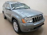 2008 Mineral Gray Metallic Jeep Grand Cherokee Limited 4x4 #72991411
