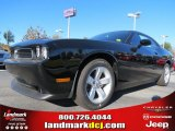 2013 Pitch Black Dodge Challenger SXT #72991662