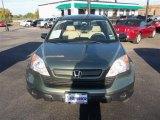 2007 Green Tea Metallic Honda CR-V LX #72991536