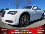 2013 Bright White Chrysler 300 S V6 #72991650