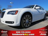 2013 Bright White Chrysler 300 S V6 #72991649