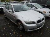 2009 Titanium Silver Metallic BMW 3 Series 335xi Sedan #72992321