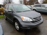 2010 Polished Metal Metallic Honda CR-V EX-L AWD #72992307