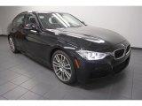 2013 Black Sapphire Metallic BMW 3 Series 335i Sedan #72991919