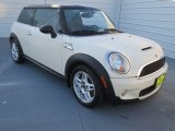 2007 Pepper White Mini Cooper S Hardtop #72991769