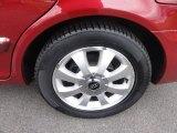 Kia Optima 2006 Wheels and Tires