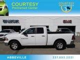 2011 Bright White Dodge Ram 1500 SLT Quad Cab #72992127