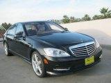 2013 Black Mercedes-Benz S 550 Sedan #72991609