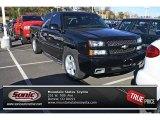 2003 Black Chevrolet Silverado 1500 SS Extended Cab AWD #72991381