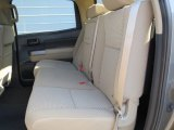 2013 Toyota Tundra Texas Edition CrewMax Rear Seat