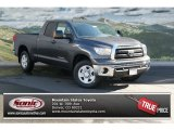 2013 Magnetic Gray Metallic Toyota Tundra SR5 TRD Double Cab 4x4 #72991378