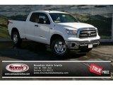 2013 Super White Toyota Tundra SR5 TRD Double Cab 4x4 #72991377
