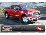 2013 Barcelona Red Metallic Toyota Tundra TRD CrewMax 4x4 #72991376