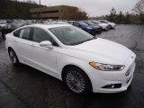 2013 Oxford White Ford Fusion Titanium #72991593