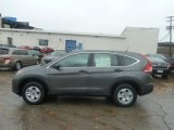 2013 Polished Metal Metallic Honda CR-V LX AWD #72992037