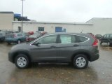 2013 Polished Metal Metallic Honda CR-V LX AWD #72992036