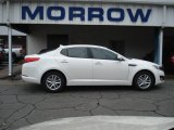 2013 Snow White Pearl Kia Optima LX #72991576