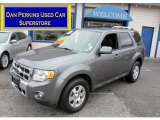 2011 Sterling Grey Metallic Ford Escape Limited V6 4WD #72991350