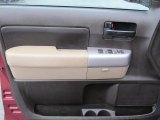 2008 Toyota Tundra Double Cab 4x4 Door Panel