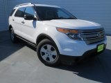 2013 Oxford White Ford Explorer FWD #72991748
