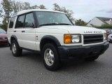 2001 Chawton White Land Rover Discovery II SD #72991460