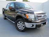 2013 Kodiak Brown Metallic Ford F150 XLT SuperCrew 4x4 #72991740
